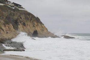 Césure en californie