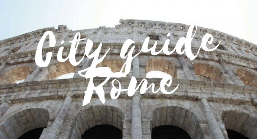 blog voyage rome