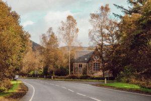 Roadtrip Écosse